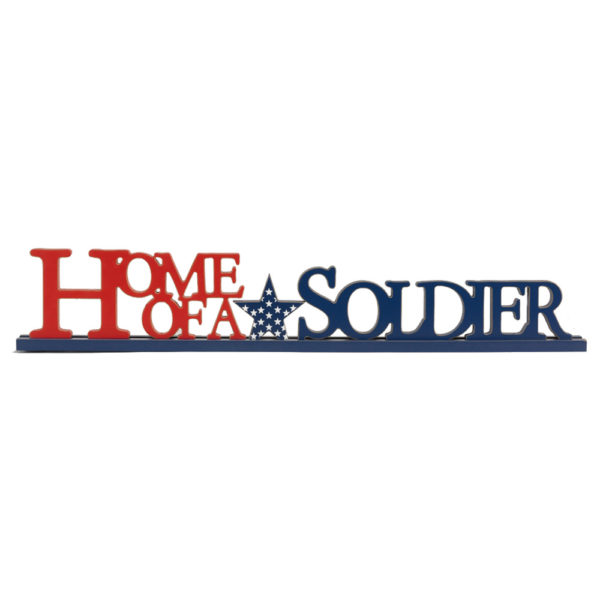 Great-Finds-Parker-Products-K&K Interiors-home-of-a-soldier-w-star-cutout-tabletop