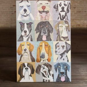 Great-Finds-Parker-Products-Kalalou-oil-painting-emotional-dogs