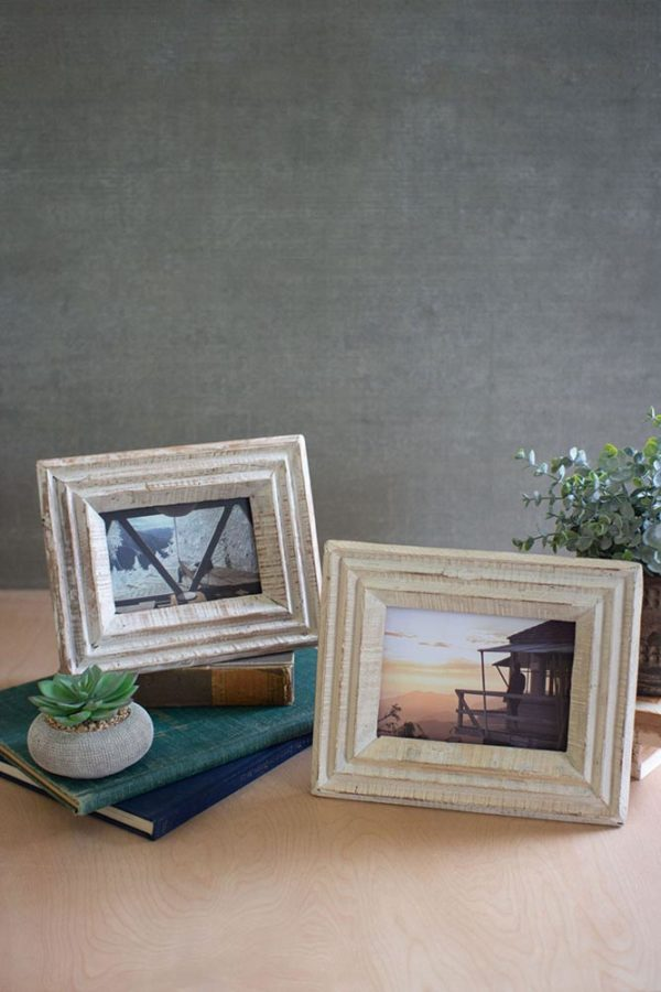 Great-Finds-Parker-Products-Kalalou-set-of-2-recycled-white-wash-wood-photo-frames