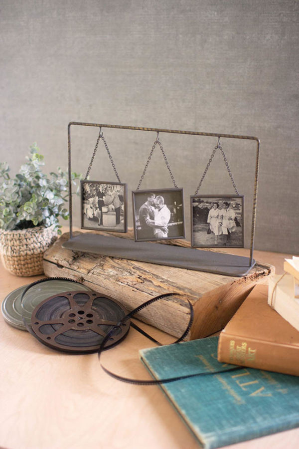 Great-Finds-Parker-Products-Kalalou-triple-table-top-photo-frames